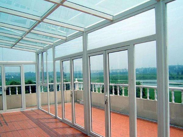 复合防火玻璃工程案例
